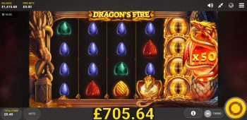 Dragons Fire - Burning Hot! (Submitted by S6tav)