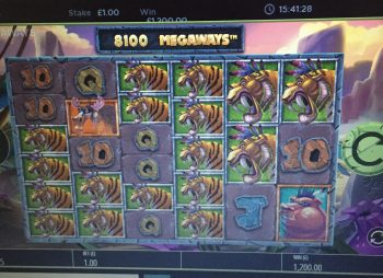 Primal Megaways - Base Big Win! (Submitted by peterd1984)