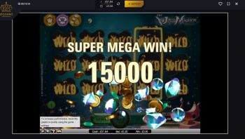 Wish Master - Great Win! (Submitted by Damo)