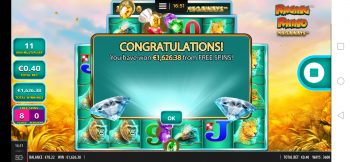 Raging Rhino - Winner Winner! (Submitted by Cres87)