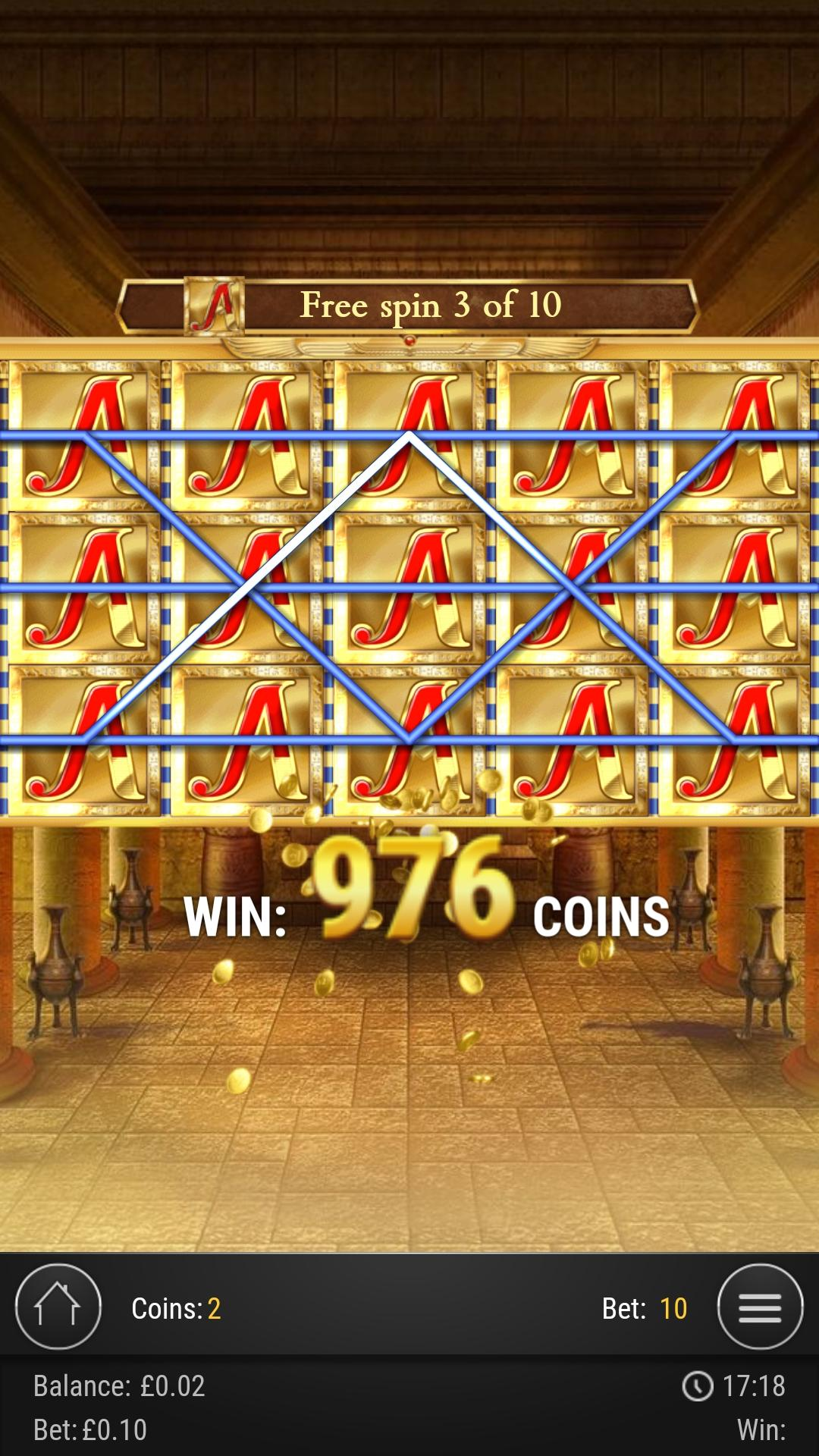 That last spin luck   The Bandit's Slot Channel Website